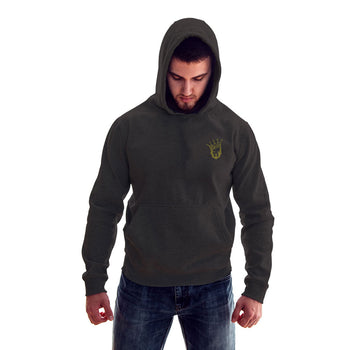 Sweat Capuche Homme Anthracite