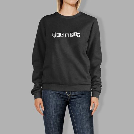 Sweat Femme Anthracite