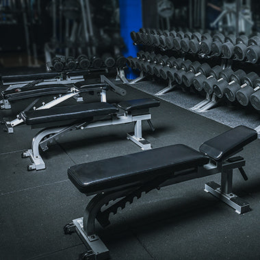 Commercial Weight Benches