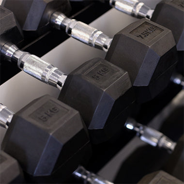 Commercial Dumbbells