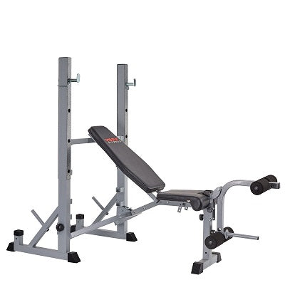 York Fitness 540 Barbell Weight Bench