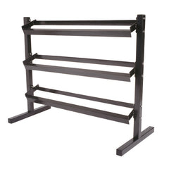 York Fitness 3 Tier Dumbbell Rack