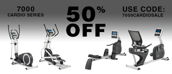 50% Off York Fitness Cardio
