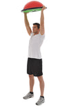 Burpee with Shoulder Press with York Fitness Tone Dome