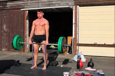 Muscle Building Compound Exercises