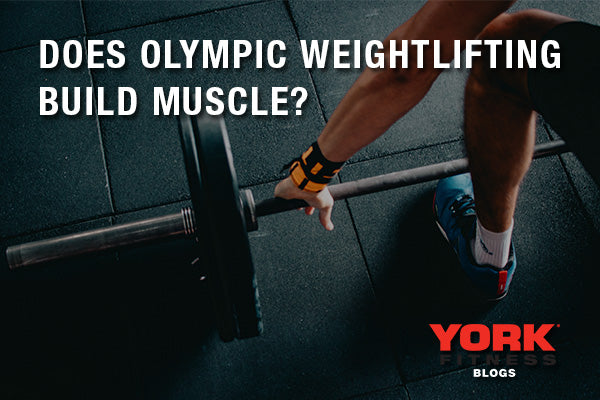 Does Olympic Weightlifting Build Muscle?