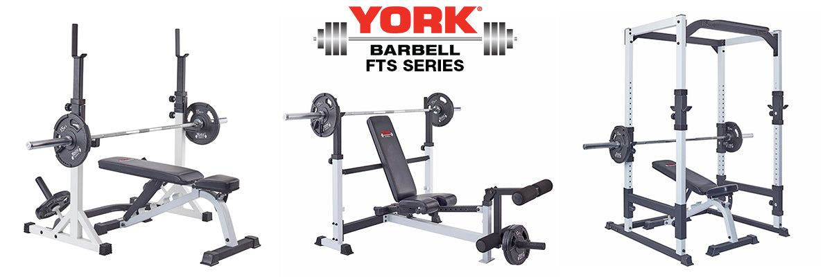 York Barbell FTS Series