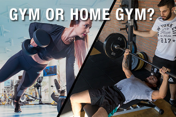 Should I Join a Gym or Workout at Home?