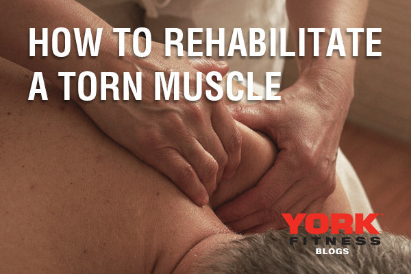 How to Rehabilitate a Torn Muscle