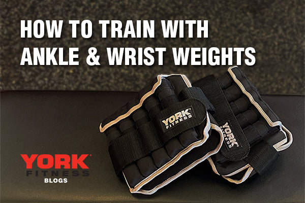 How to train with ankle and wrist weights