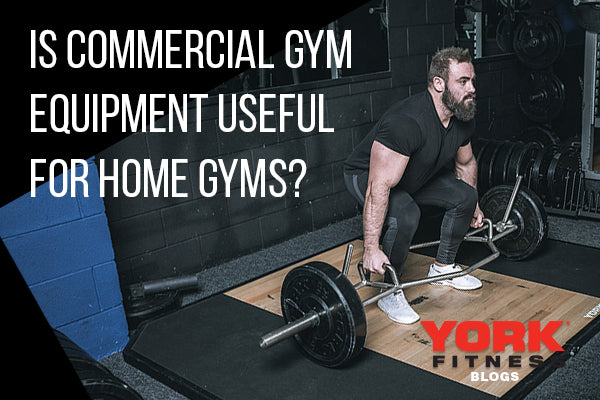 Is Commercial Gym Equipment Useful for Home Gyms?