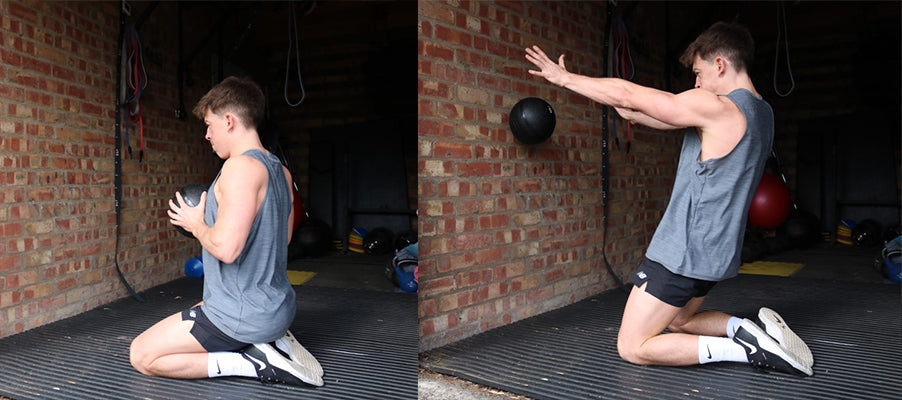 How to Train with a Slam Ball | York Fitness | Training