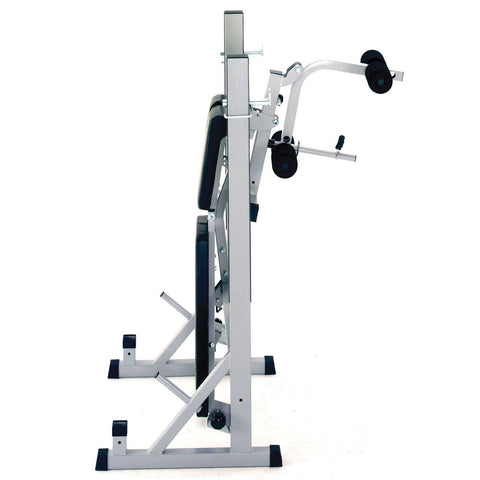 York Fitness 540 Bench Folded