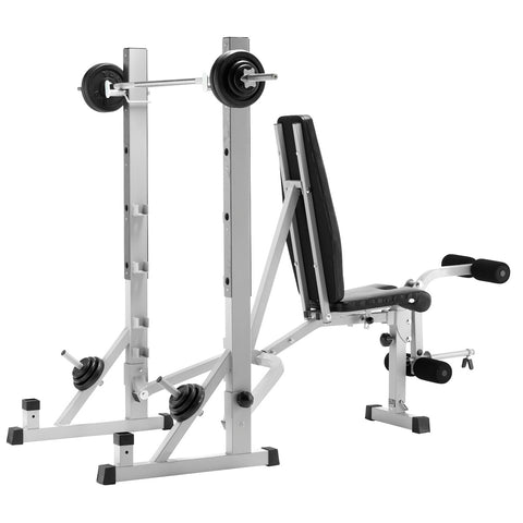 York Fitness 540 Barbell Bench