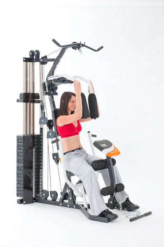 York Fitness Home Gym Fly Arms