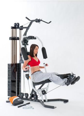 York Perform Home Gym Leg Curl