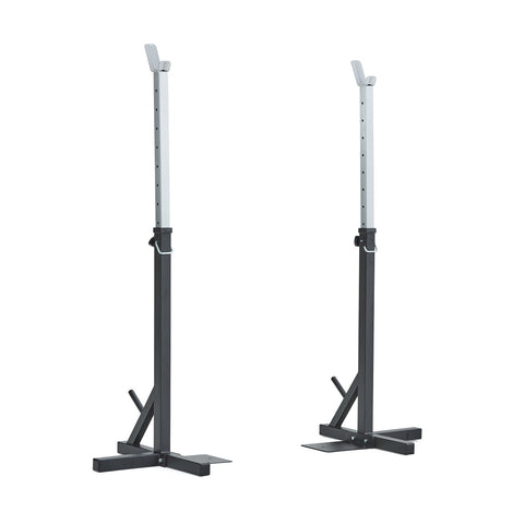 4025 York Fitness Heavy Duty Squat Stand in High Position