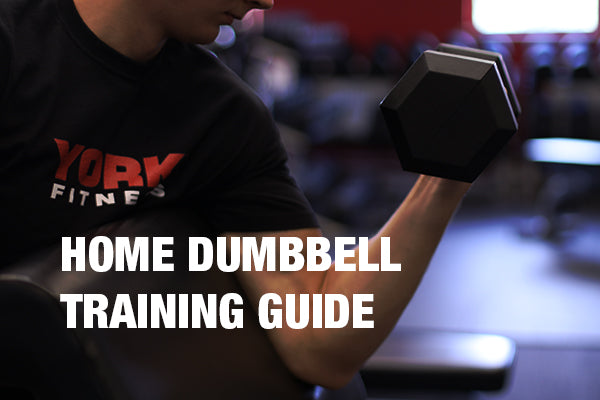How To Train With Dumbbells at Home