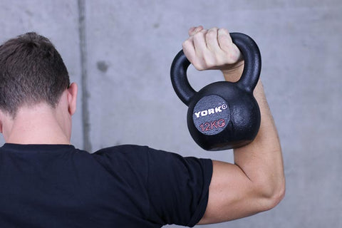 York Barbell Hercules Kettlebell model