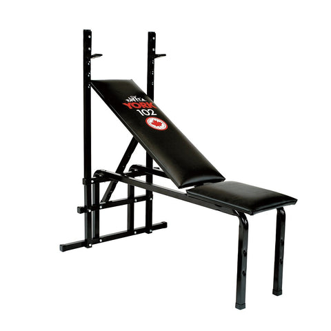 York Fitness 102 Bench