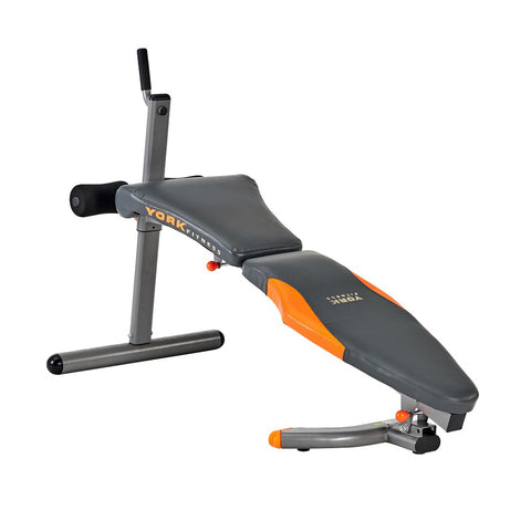 York Fitness Diamond Sit Up & Flat Bench