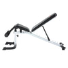 York Barbell FTS Flex Bench with Leg Hold Down
