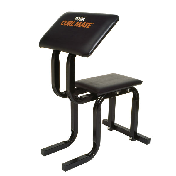 York Fitness 204 Seated Arm Curl Bench