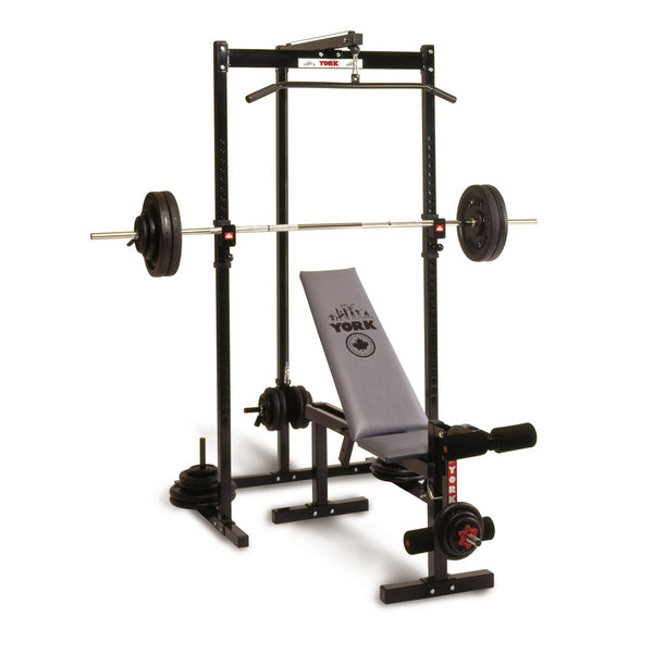 York Fitness 2000 Power Station Home Gym