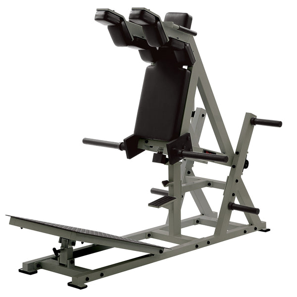 York Barbell STS Power Front Squat / Hack Squat Machine