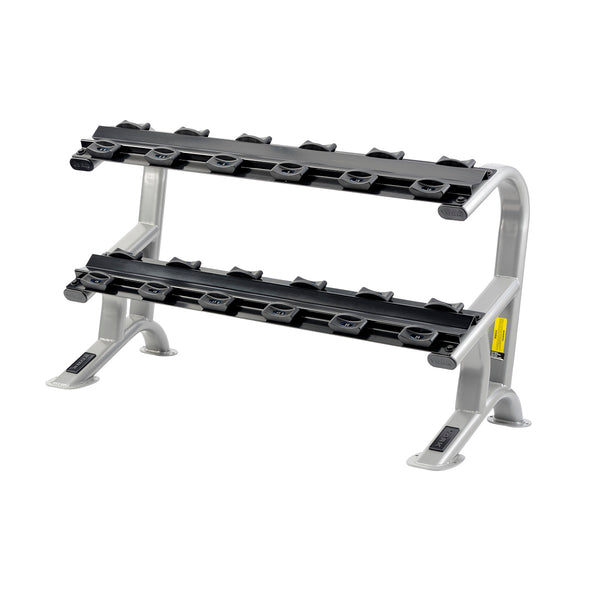 York Barbell Pro-Style Dumbbell Saddle Rack