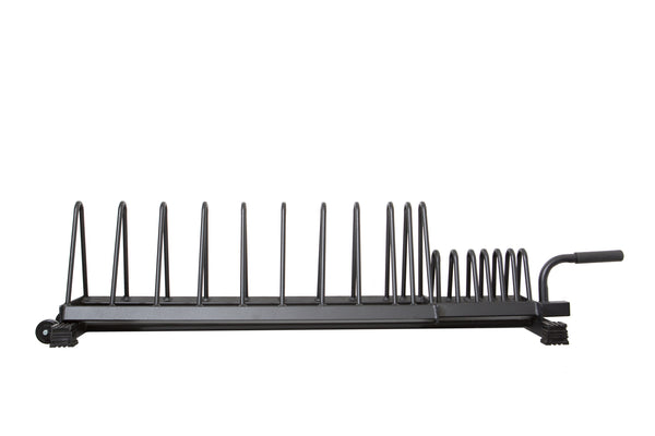 York Barbell Horizontal Plate Rack