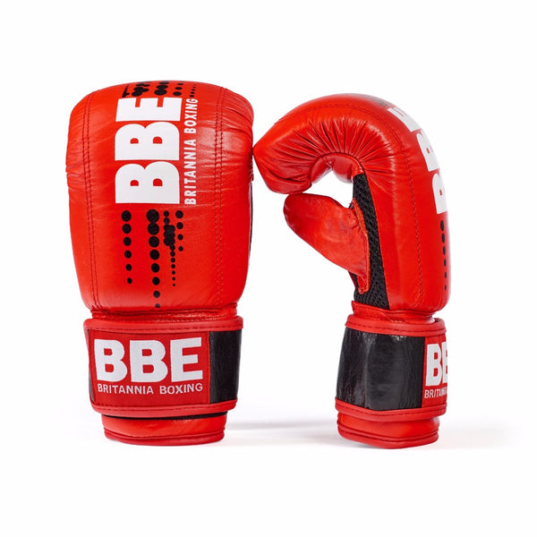 BBE CLUB Leather Punching Bag Mitts