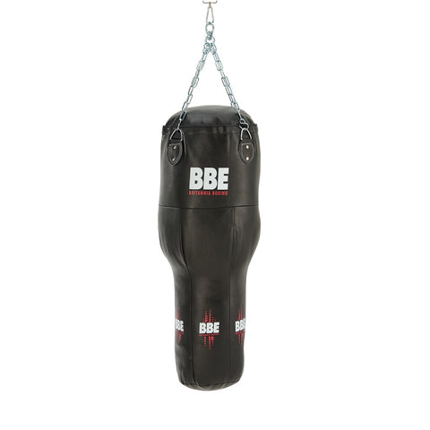 BBE CLUB NT 110 cm Uppercut Punching Bag with Chains & Swivel