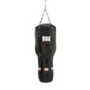 BBE CLUB Leather 110 cm Uppercut Punching Bag with Chain & Swivel