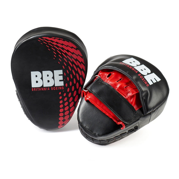 BBE FS Curved Hook & Jab Pads