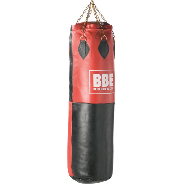 BBE Super Impact 4 FT Leather Punching Bag