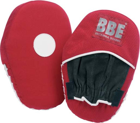BBE CLUB Lightweight Hook and Jab Boxing Pads