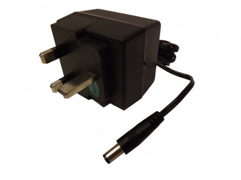 York Fitness 6V 1000mA AC Adaptor