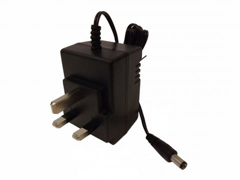 York Fitness 9V Adaptor DC 1A
