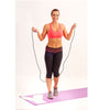 York Fitness Adjustable Vinyl Speed Skip Rope