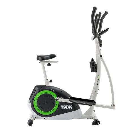 York Fitness 120 2-in-1 Cycle Cross Trainer