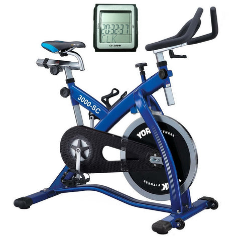 York Fitness 3000-SC Indoor Training Bike