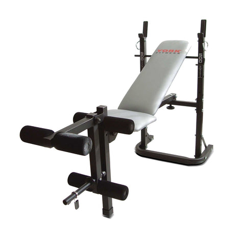 York Fitness 500 Folding Barbell Bench