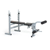 York Fitness 530 Heavy Duty Multi-Function Barbell Bench