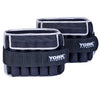 York Fitness Adjustable Ankle Weights 2 x 5 KG