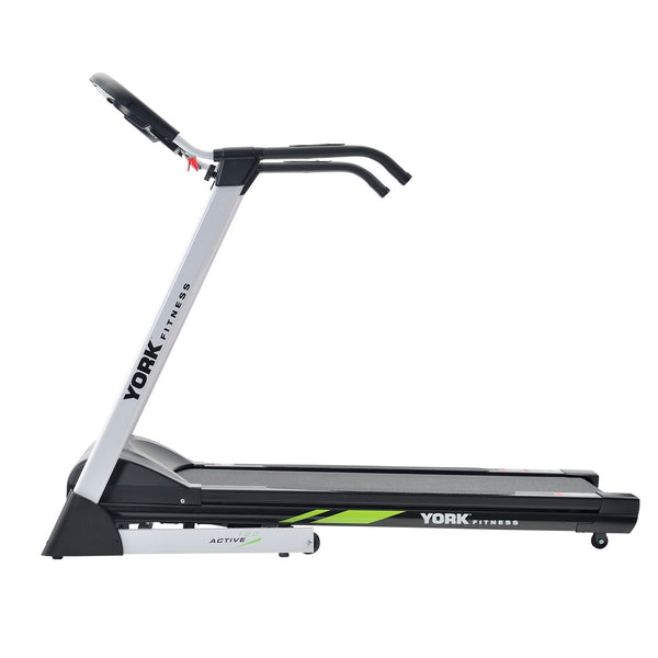 York Fitness Active 120 Folding Treadmill