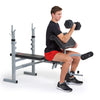 York Fitness Preacher Curl Attachment for 530 & 540 Benches