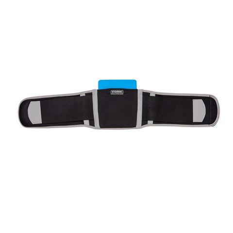 York Fitness Adjustable Lumbar Support with Pad