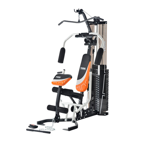 York 3000 Power Station Home Garage Gym Equipment Multi Gym