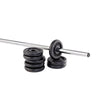 York Fitness Standard Cast Iron Weight Plates